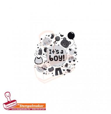It's a boy (Melon 4)